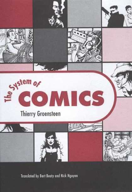 Bestselling Comics (2007) - The System of Comics by Thierry Groensteen