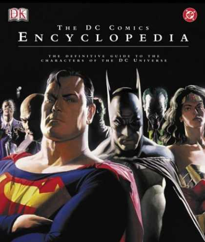 Bestselling Comics (2007) - The DC Comics Encyclopedia by DK Publishing