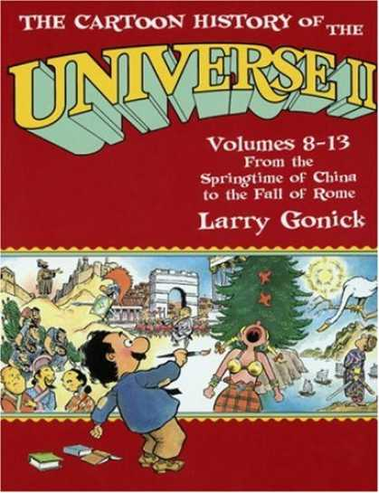Bestselling Comics (2007) - Cartoon History of the Universe 2: Volumes 8-13 by Larry Gonick