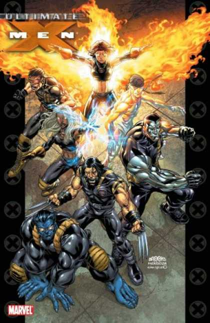 Bestselling Comics (2007) - Ultimate X-Men: Ultimate Collection, Vol. 2 by Mark Millar