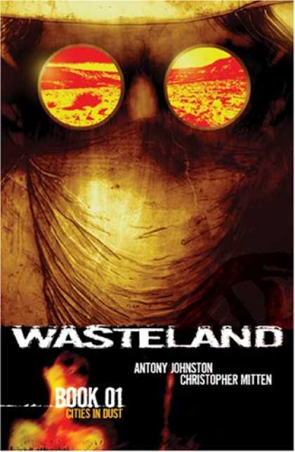 Bestselling Comics (2007) - Wasteland Book 1: Cities In Dust by Antony Johnston - Waste Land - Book 01 - Antony Johnston - Christopher Mitten - Cities In Dust