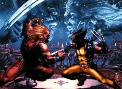 Bestselling Comics (2007) - Wolverine: Evolution by Jeph Loeb