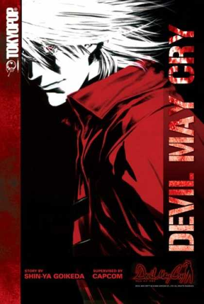 Bestselling Comics (2007) - Devil May Cry Volume 1 (Devil May Cry) by Capcom