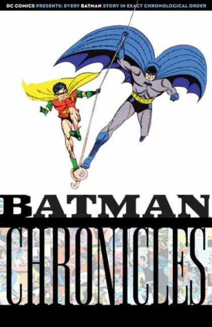 Bestselling Comics (2007) - Batman Chronicles, Vol. 4 by Bill Finger