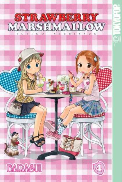 Bestselling Comics (2007) - Strawberry Marshmallow, Volume 4 by Barasui