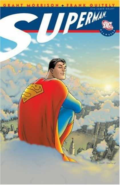 Bestselling Comics (2007) - All Star Superman, Vol. 1 by Grant Morrison