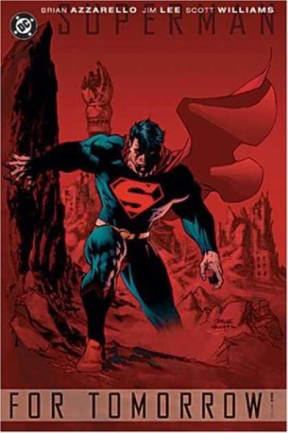 Bestselling Comics (2007) - Superman: For Tomorrow, Vol. 1 by Brian Azzarello - Brian Azzarello - Jim Lee - Scott Williams - Superman - For Tomorrow