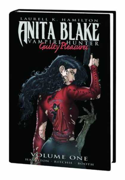 Bestselling Comics (2007) - Anita Blake, Vampire Hunter: Guilty Pleasures Volume 1 HC by Laurell. K. Hamilto
