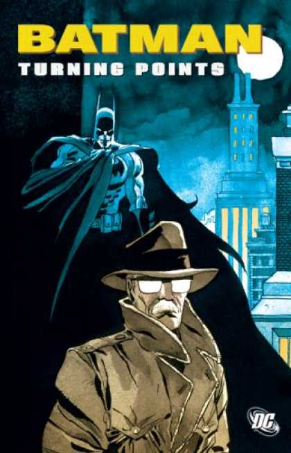 Bestselling Comics (2007) - Batman: Turning Points by Ed Brubaker - Gordan - Comissioner - Moon - Gotham - Detective