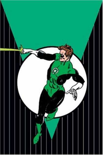 Bestselling Comics (2007) - The Green Lantern Archives, Vol. 6 by Gardner Fox - Masked Man - Green Suit - Fisted Hand - Muscles - Green And Black