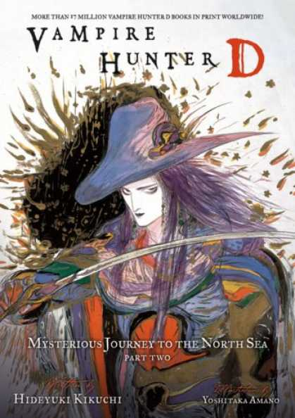 Bestselling Comics (2007) - Vampire Hunter D Volume 8: Mysterious Journey to the North Sea, Part Two (Vampir - Sword