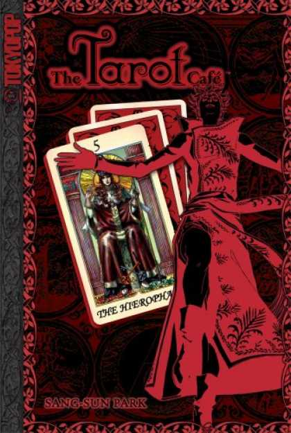 Bestselling Comics (2007) - Tarot Cafe, The Volume 5 (Tarot Cafe) by Sang-sun Park