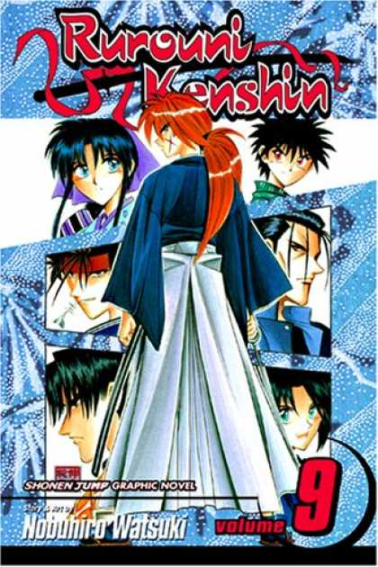 Bestselling Comics (2007) - Rurouni Kenshin, Vol. 9 - Rurouni Kenshin - Woman - Man - Volume 9 - Shonen Jump Graphic Novel