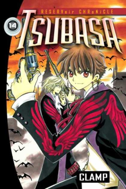 Bestselling Comics (2007) - Tsubasa: Reservoir Chronicle, Volume 14 by Clamp