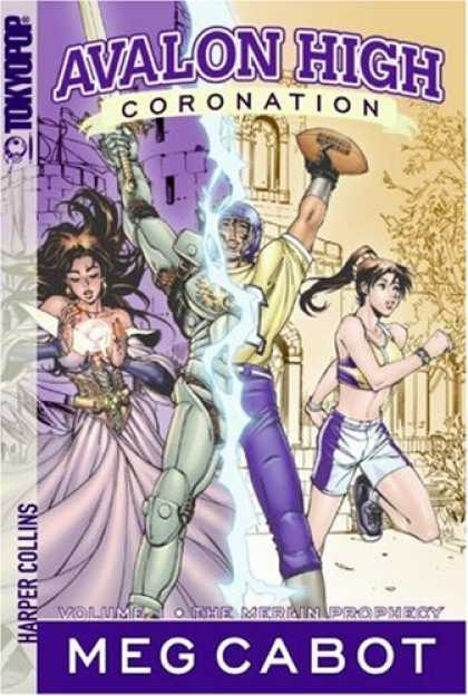 Bestselling Comics (2007) - Avalon High: Coronation #1: The Merlin Prophecy (Avalon High: Coronation) by Meg - Avalon High - Coronation - Harper Collins - The Merlin Prophecy - Meg Cabot