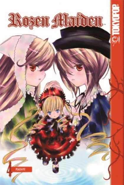 Bestselling Comics (2007) - Rozen Maiden Volume 4 (Rozen Maiden) by Peach-pit
