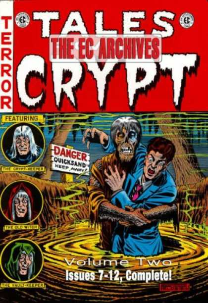 Bestselling Comics (2007) - The EC Archives: Tales From The Crypt Volume 2 (EC Archives) by Al Feldstein