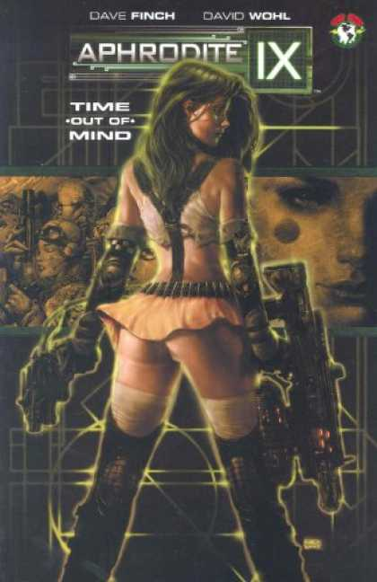 Bestselling Comics (2007) - Aphrodite IX by David Wohl - Pistol - Rifle - Shorts - Skirt - Ammo