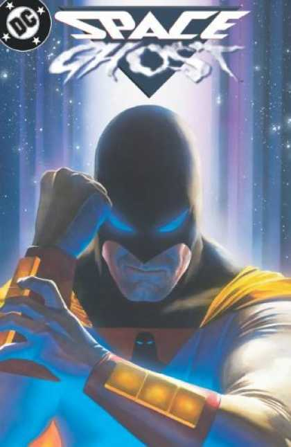 Bestselling Comics (2007) - Space Ghost by Joe Kelly - Dc - Space Ghost - Wrist - Glowing Eyes - Stars