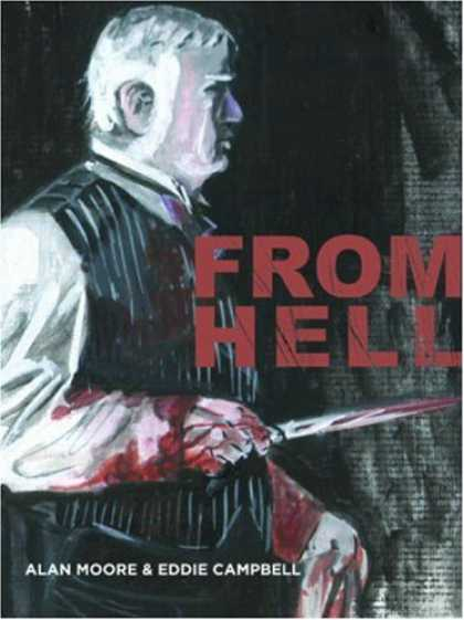 Bestselling Comics (2007) - From Hell - New Cover Edition by Alan Moore