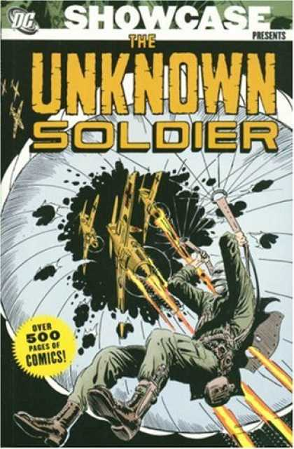 Bestselling Comics (2007) - Showcase Presents: Unknown Soldier, Vol. 1 by Joe Kubert