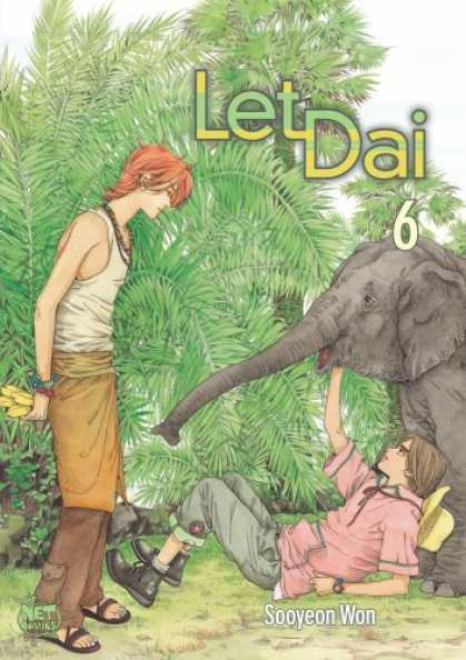Bestselling Comics (2007) - Let Dai: Volume 6 (Let Dai) by Sooyeon Won
