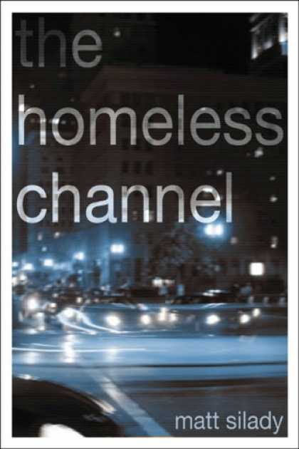 Bestselling Comics (2007) - The Homeless Channel by Matt Silady - The Homeless Channel - Matt Silady - City Lights - Night - Street Crossing