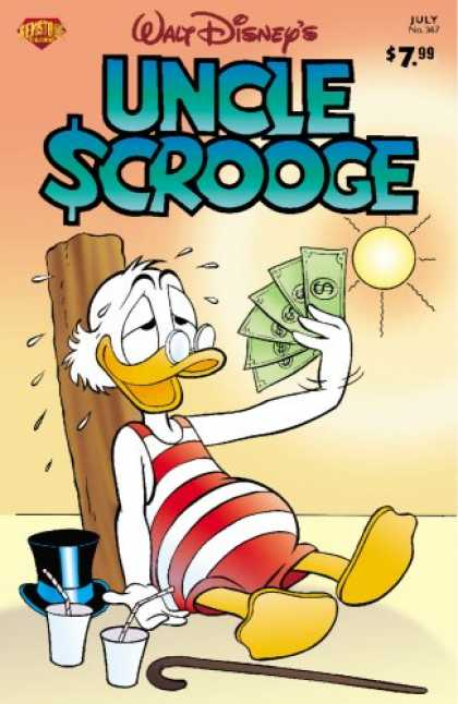 Bestselling Comics (2007) - Uncle Scrooge #367 (Uncle Scrooge (Graphic Novels)) by Carl Barks
