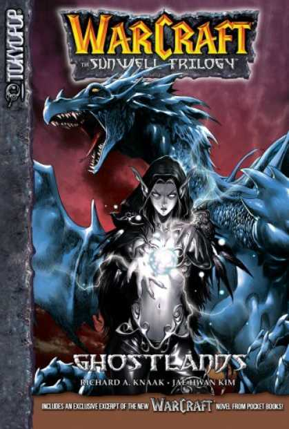 Bestselling Comics (2007) - Ghostlands (Warcraft: The Sunwell Trilogy, Book 3) by Kim Jae-hwan - Warcraft - Sunwell Trilogy - Ghostlands - Richard A Knaak U0026 Jae-hwan Kim - Dragon