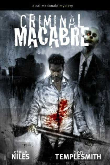Bestselling Comics (2007) - Criminal Macabre: A Cal McDonald Mystery (Dark Horse Comics Collection) by Steve - Mystery - Cal Mcdonald - Steve Niles - Ben Templesmith - Horror