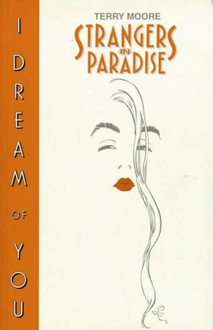 Bestselling Comics (2007) - Strangers In Paradise: I Dream of You (Strangers in Paradise) by Terry Moore