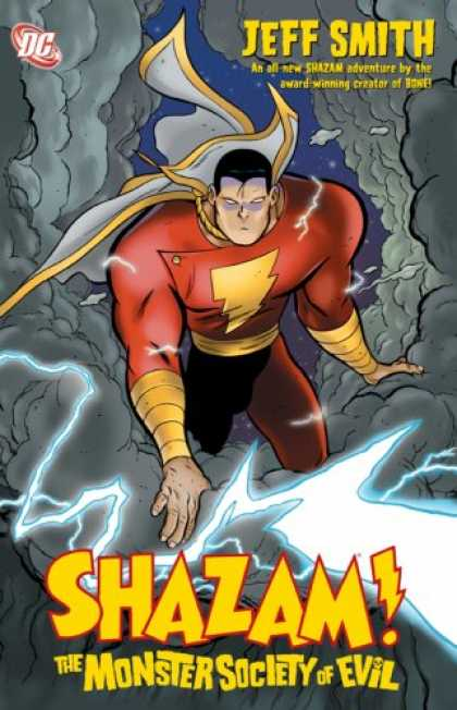 Bestselling Comics (2007) - Shazam!: The Monster Society of Evil by Jeff Smith