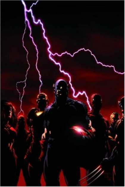 Bestselling Comics (2007) - New Avengers, Vol. 1 by Brian Michael Bendis