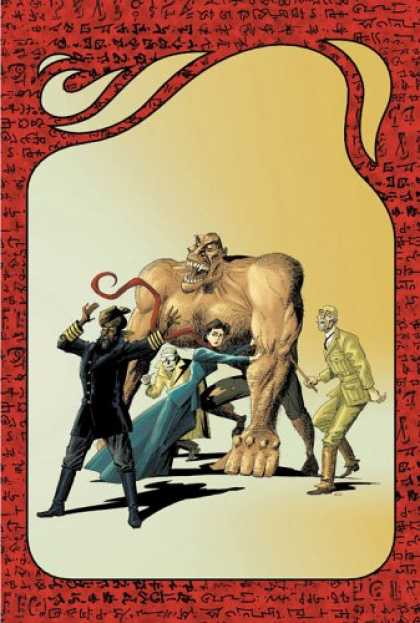 Bestselling Comics (2007) - League of Extraordinary Gentleman, The: The Absolute Edition - Volume 2 by Alan
