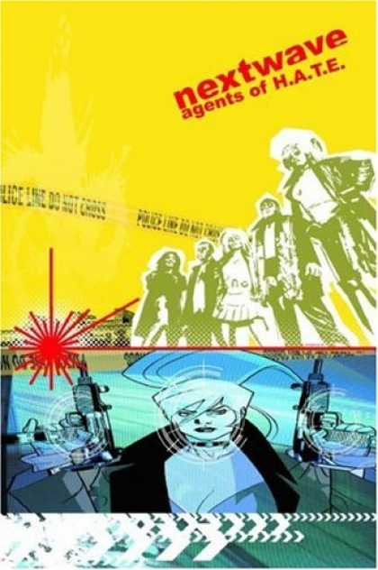 Bestselling Comics (2007) - Nextwave: Agents Of H.A.T.E. Volume 2 - I Kick Your Face TPB (Nextwave: Agents o