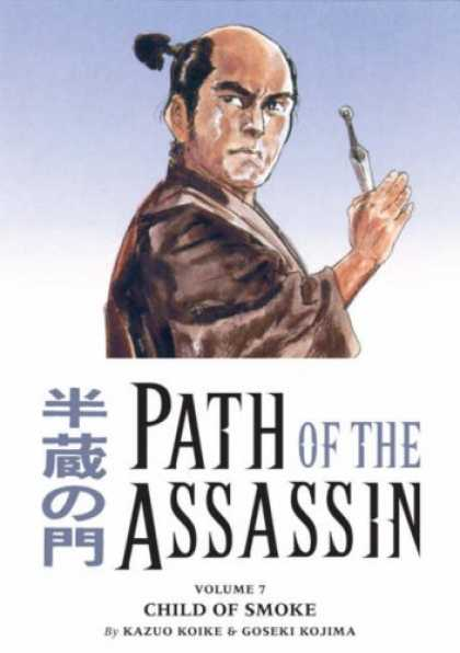 Bestselling Comics (2007) - Path of the Assassin Volume 7 (Path of the Assassin) by Kazuo Koike