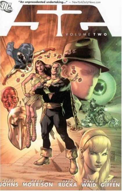 Bestselling Comics (2007) - 52, Vol. 2 by Geoff Johns