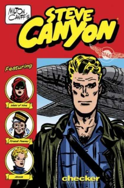 Bestselling Comics (2007) - Milton Caniff's Steve Canyon: 1948 (Steve Canyon Series) by Milton Caniff