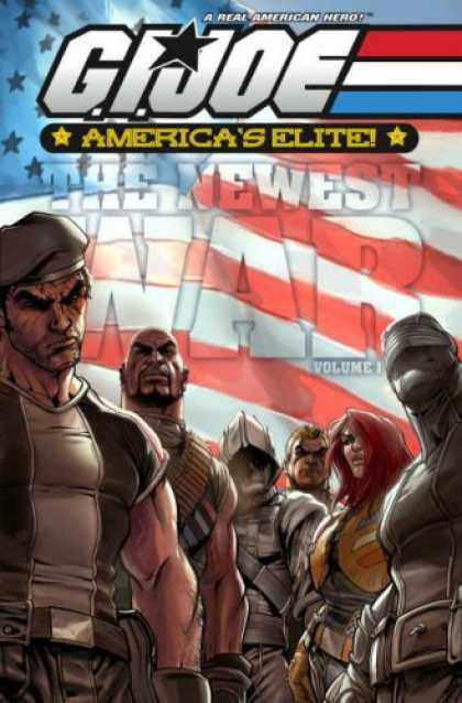 Bestselling Comics (2007) - G.I. Joe: America's Elite: America's Newest War, Vol. I by Joe Casey