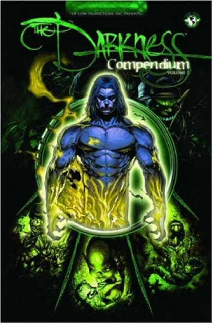 Bestselling Comics (2007) - The Darkness Volume 1 Compendium by Marc Silvestri