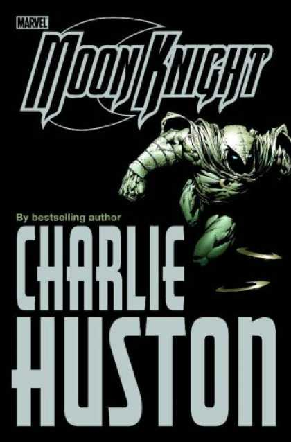 Bestselling Comics (2007) - Moon Knight Vol. 1: The Bottom (Book Market Edition) by Charlie Huston