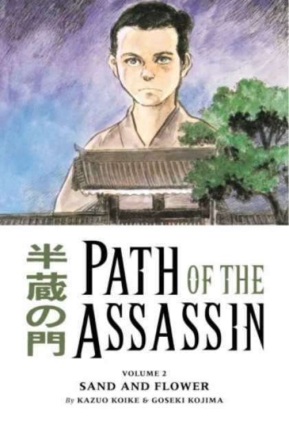 Bestselling Comics (2007) - Path Of the Assassin Volume 2: Sand And Flower (Path of the Assassin) by Kazuo K