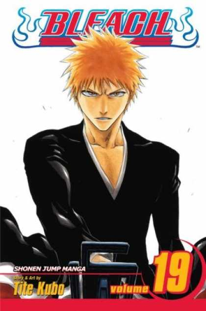 Bestselling Comics (2007) - Bleach, Volume 19 by Tite Kubo