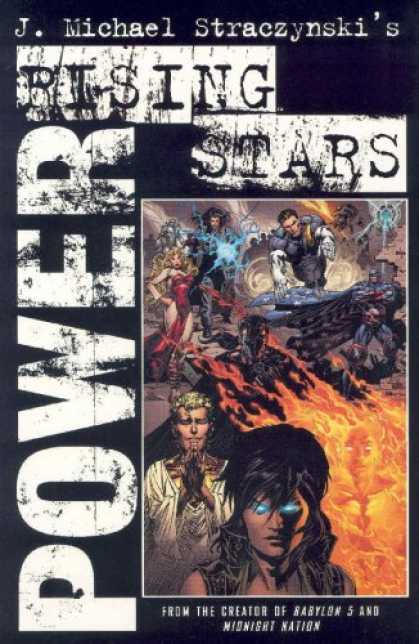 Bestselling Comics (2007) - Rising Stars Volume 2: Power (Rising Stars, 2) by J. Michael Straczynski
