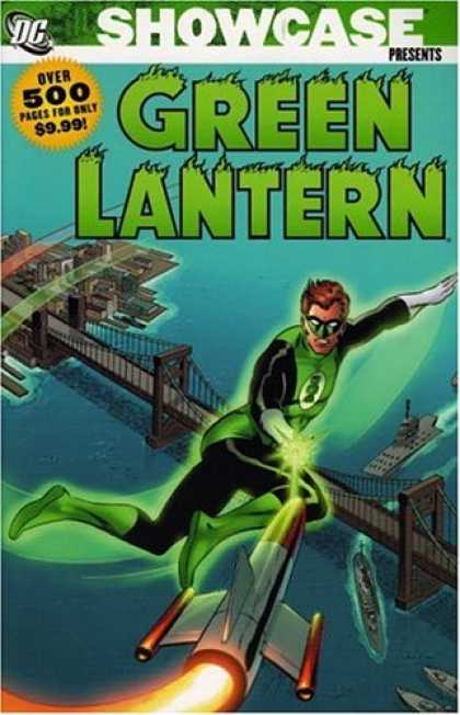 Bestselling Comics (2007) - Showcase Presents: Green Lantern, Vol. 1 by John Broome