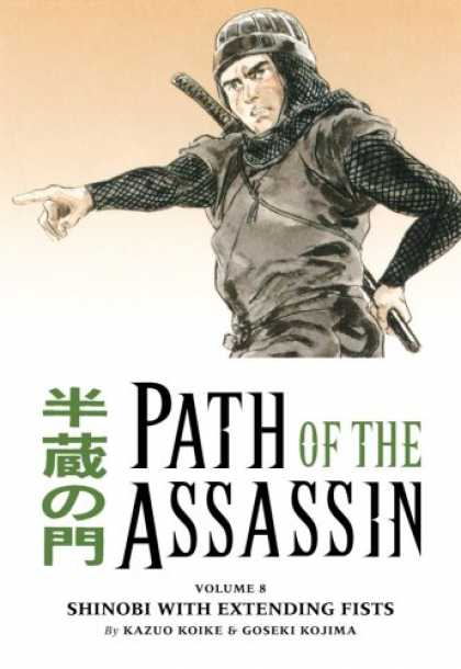 Bestselling Comics (2007) - Path Of The Assassin Volume 8 (Path of the Assassin) by Kazuo Koike