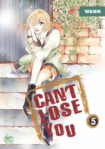 Bestselling Comics (2007) - Can't Lose You: Volume 5 (Can't Lose You) by Wann