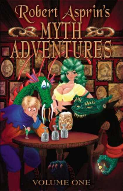 Bestselling Comics (2007) - Robert Asprin's Myth Adventures Volume 1 (Robert Asprin's Myth Adventures) by Ro