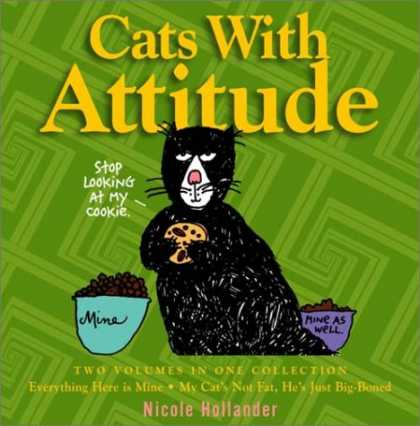 Bestselling Comics (2007) - Cats with Attitude by Nicole Hollander