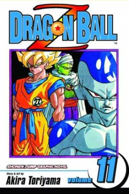 Bestselling Comics (2007) - Dragon Ball Z, Vol. 11